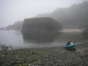Derek Phillips Kayak at Stackpole Key