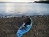 Derek Phillips Kayak at Dale